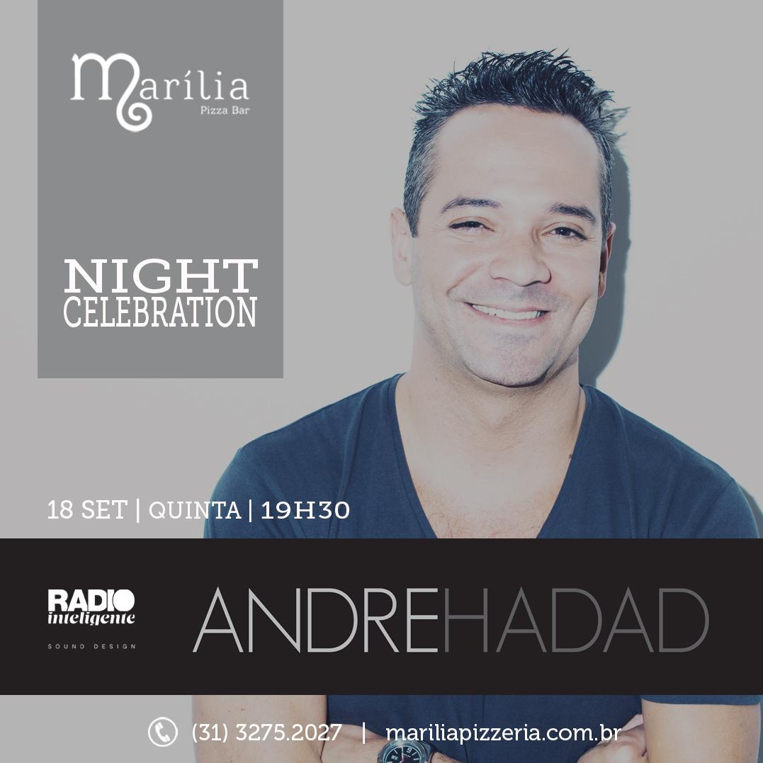 DJ Andre Hadad